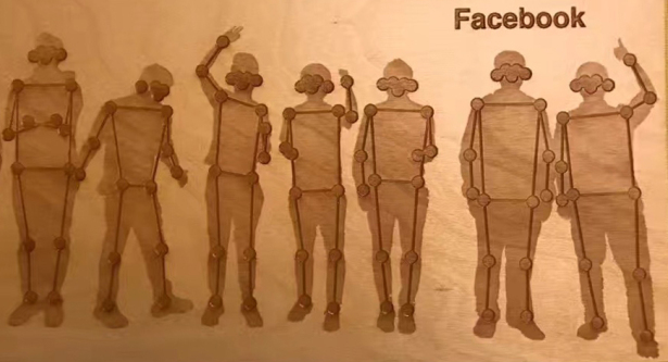 Research into full-body tracking at Facebook hints at broader AR/VR ambitions