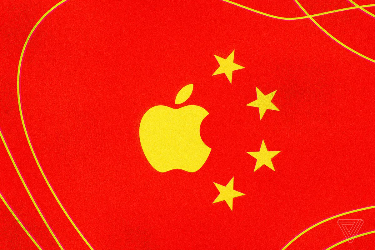 Apple quita 25.000 apps 'ilegales' de App Store en China.