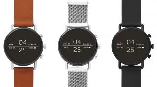 Skagen Falster 2 is as stylish as its predecessor but has far more features. Including a heart rate monitor and GPS