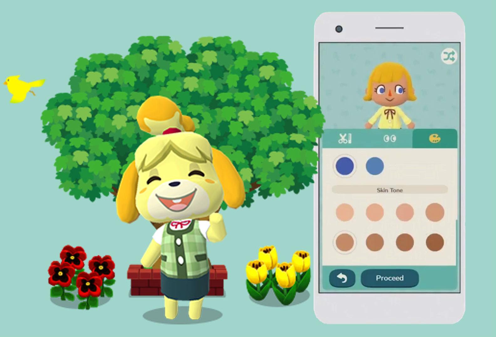 'Animal Crossing: Pocket Camp' llega a tu teléfono en noviembre. El juego móvil gratuito de Nintendo se está globalizando.