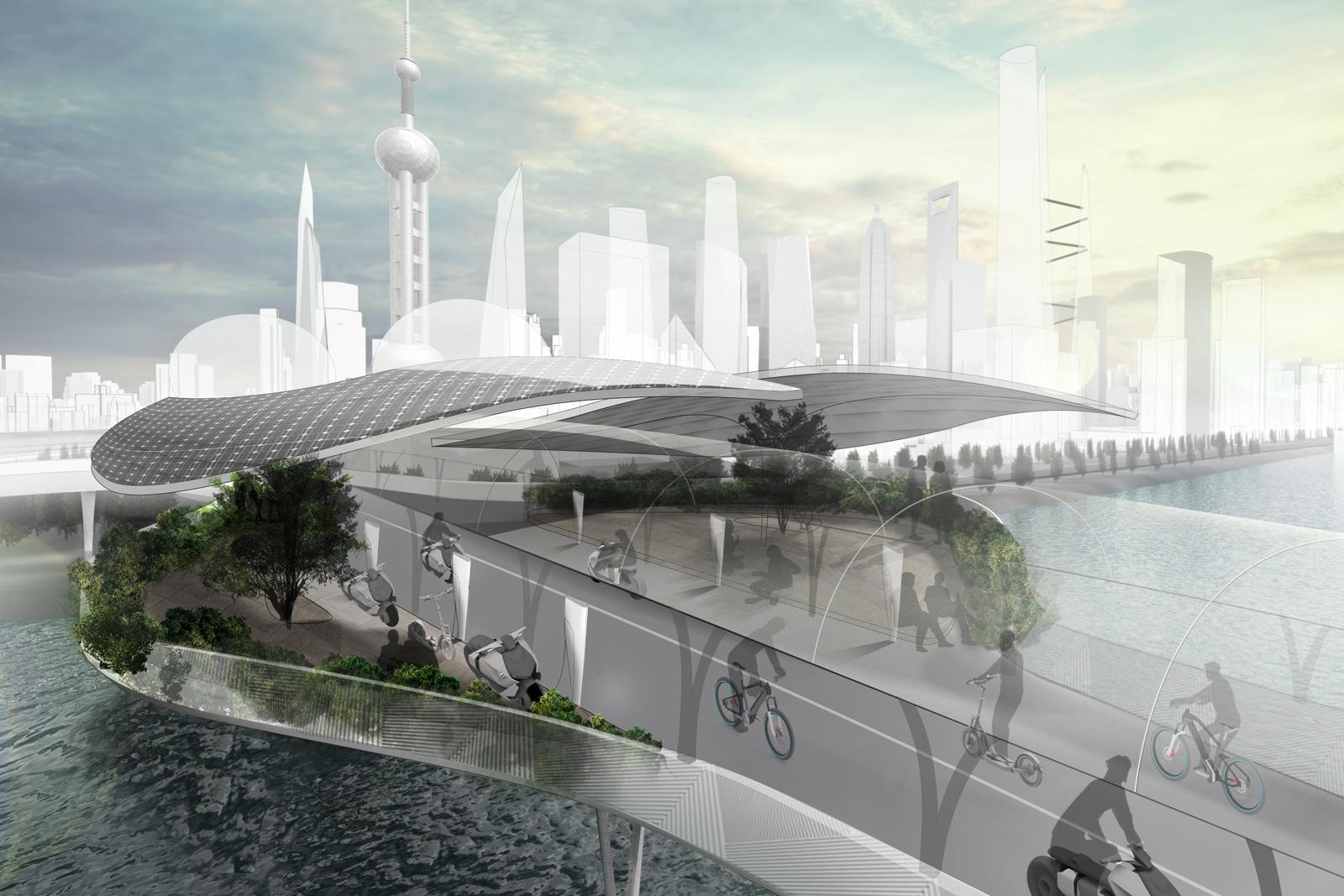 BMW espera que las calles de bicicletas eléctricas administradas por AI alivien el tráfico. Las ciudades podrían cambiar ahora que las bicicletas eléctricas se están volviendo más populares.