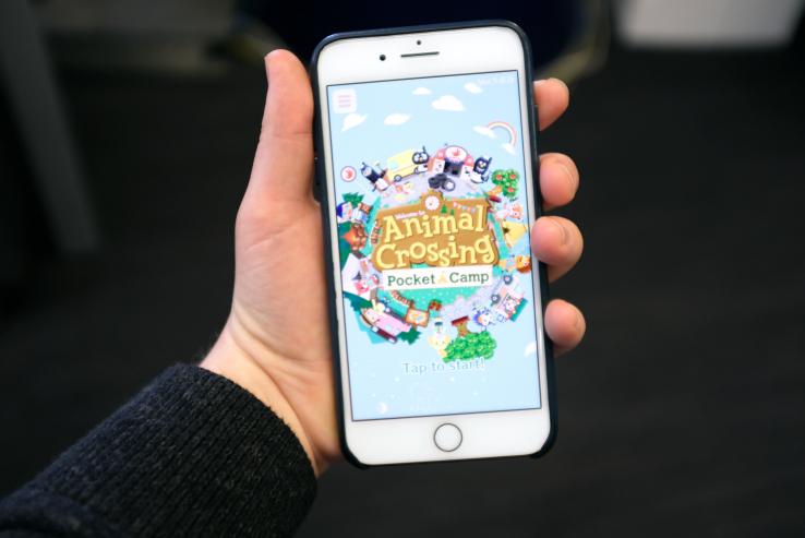 Animal Crossing: Pocket Camp acaba de llegar a iOS y Android un día antes