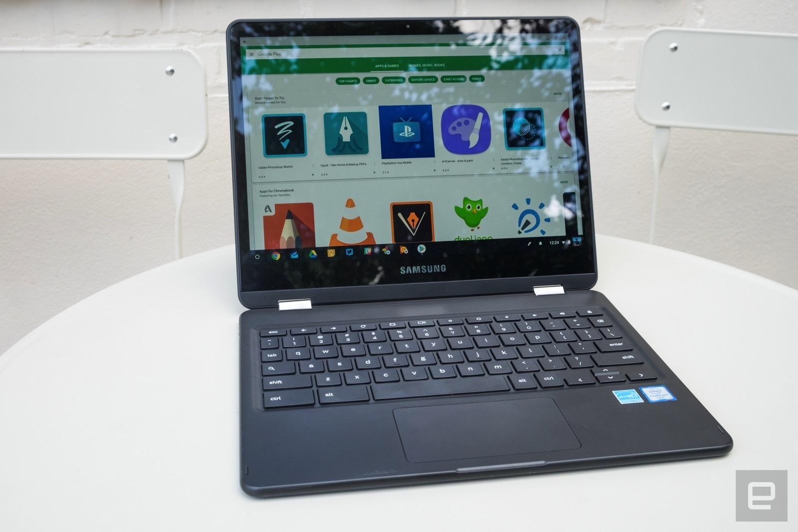 Microsoft Office ahora está disponible para todos los Chromebooks. Hasta ahora, las aplicaciones de productividad de Android solo funcionaban en ciertos Chromebooks.