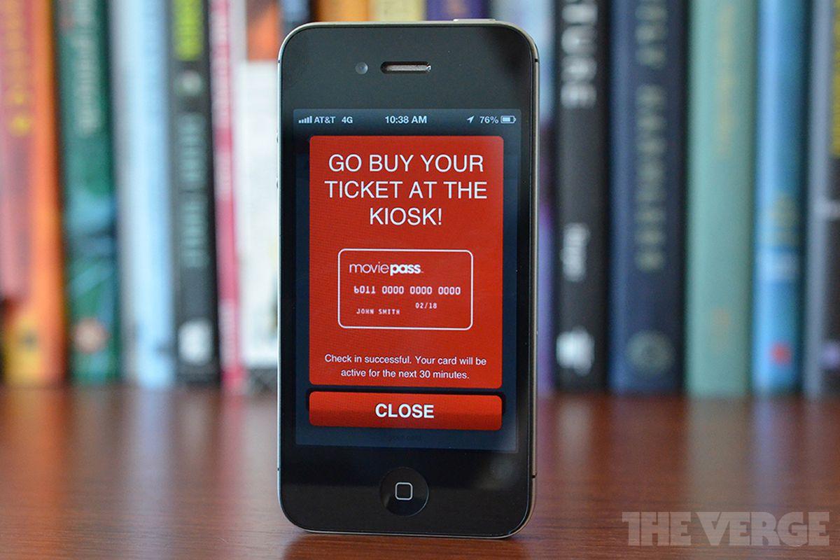 MoviePass lanza un plan de suscripción por un año por $ 6.95 al mes. Es el plan más barato de la compañía aún