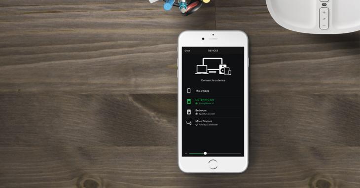 Los usuarios de Sonos One ahora pueden pedirle a Alexa que toque la música de Spotify