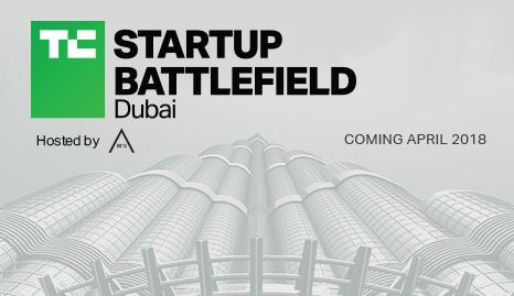TechCrunch alojará Startup Battlefield en Dubai con el Área 2071