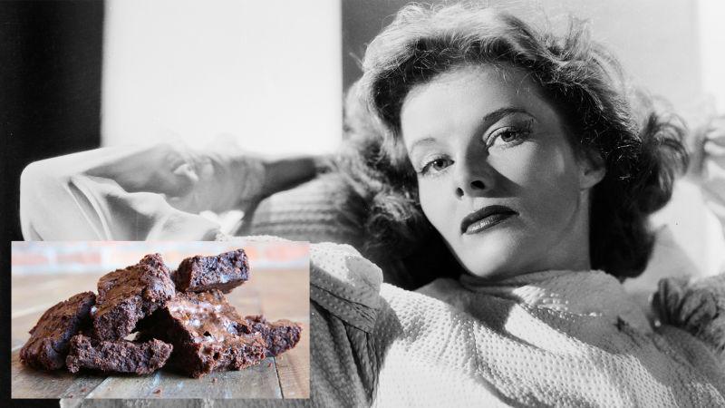 Los brownies de Katharine Hepburn son tan rudos como ella