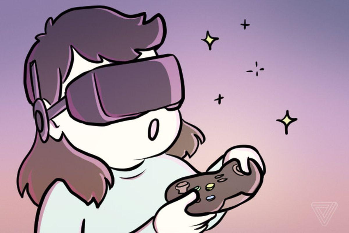 Google y LG mostrarán una pantalla VR de muy alta resolución en mayo
