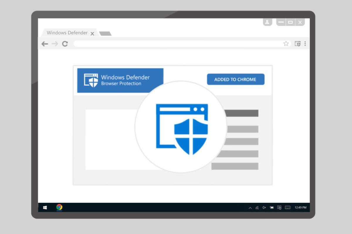 Microsoft trae su protección antivirus al navegador Chrome de Google