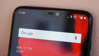OnePlus 6 cara desbloquear aparentemente se deje engañar por una foto. Incluso en blanco y negro