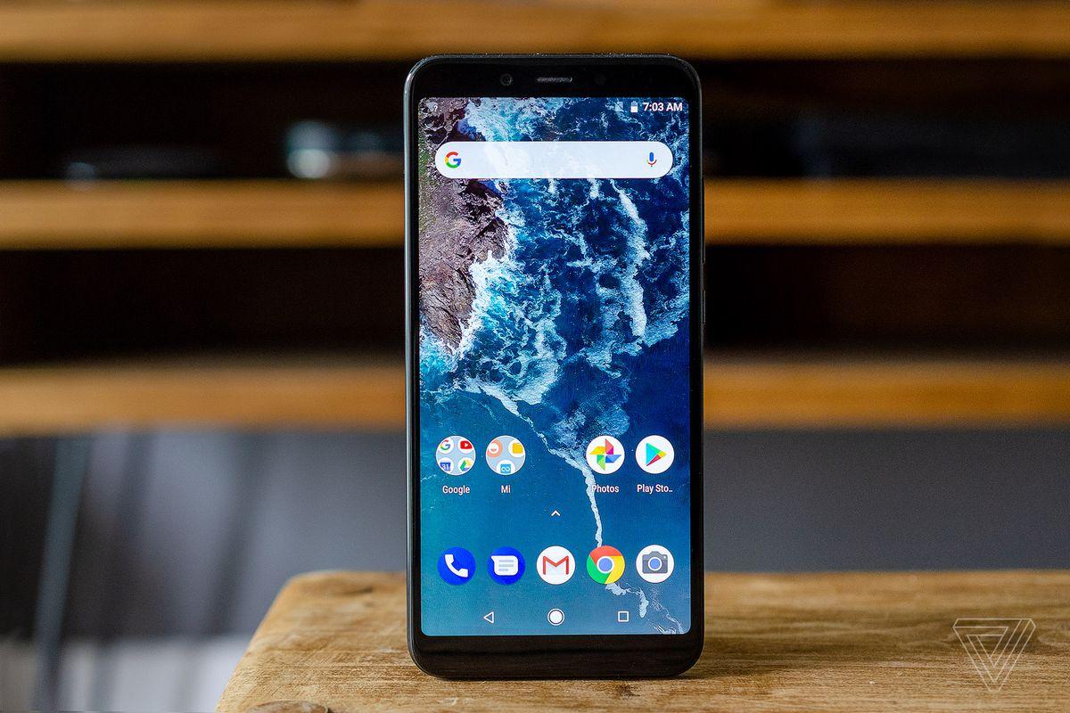 Xiaomi anuncia que mi A2 teléfonos corriendo Android uno