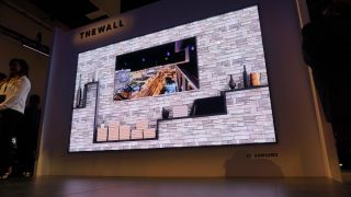 'The Wall' de Samsung ya está disponible en Europa. ¡Modular!