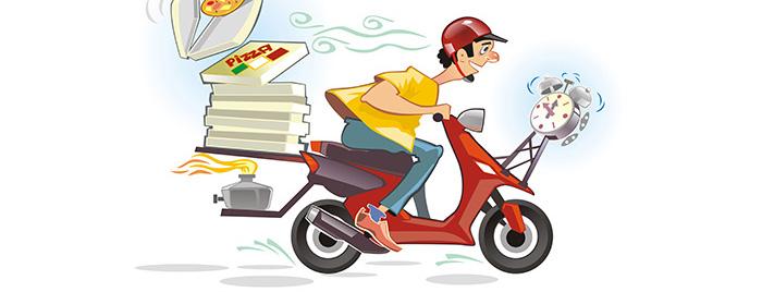 Entrega y demanda de crecimiento y aumento de mercado para llevar alimentos con actores Foodler, Pizza Hut, Zomato