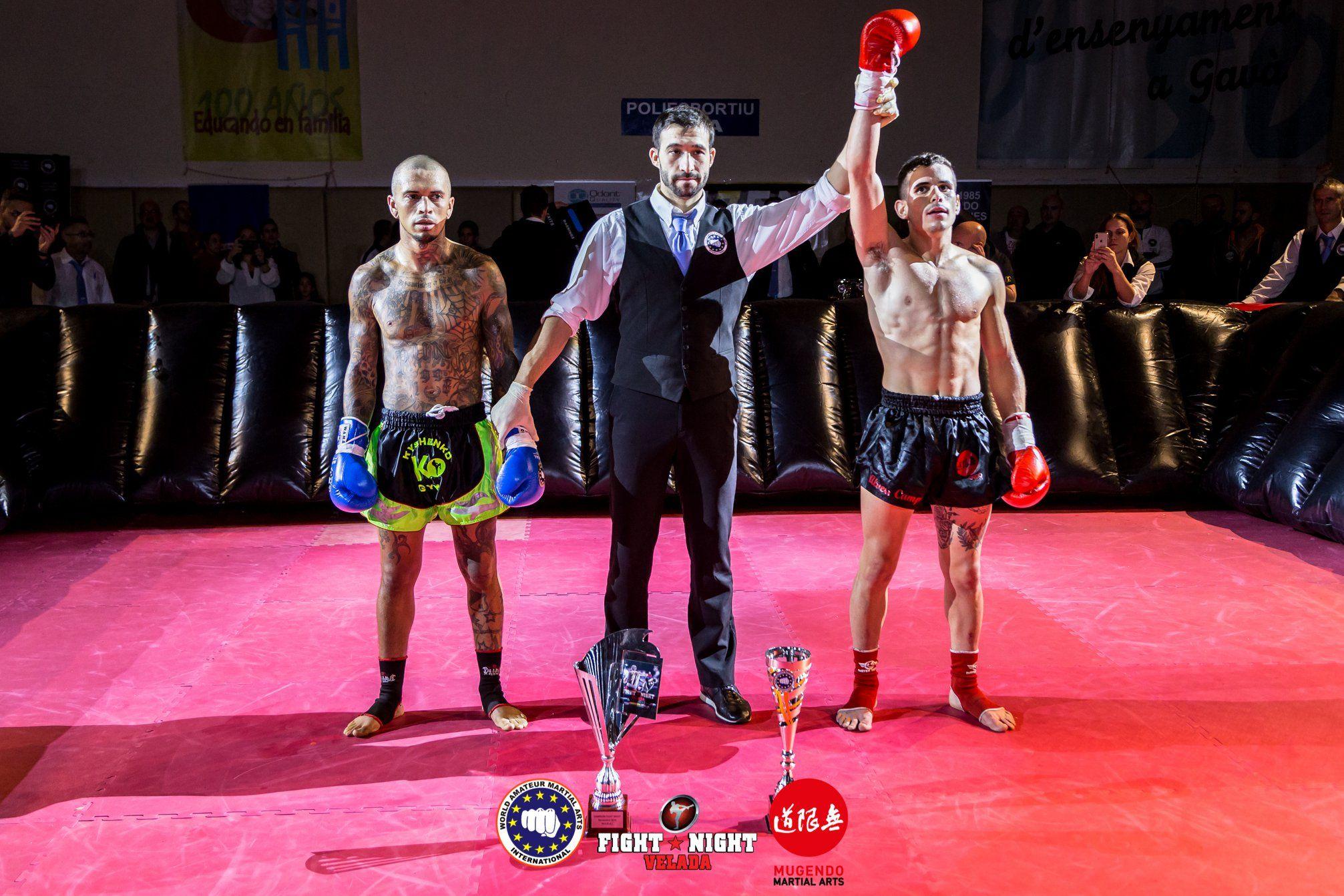 Fight Night 2019, el gran show marcial