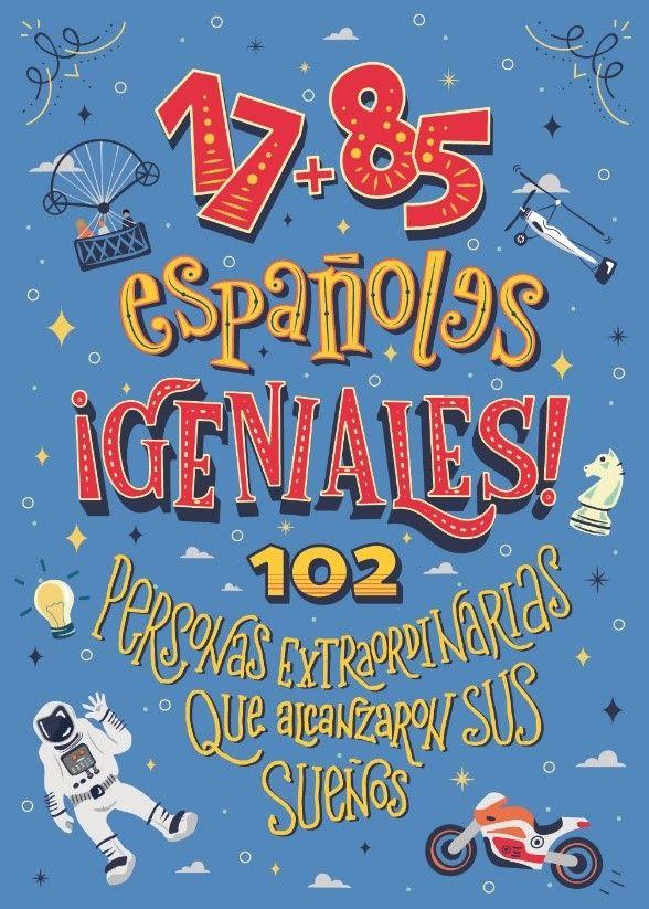 Rafa Nadal, Elcano, o Rosalía, entre los españoles geniales recogidos en un libro ilustrado para niños