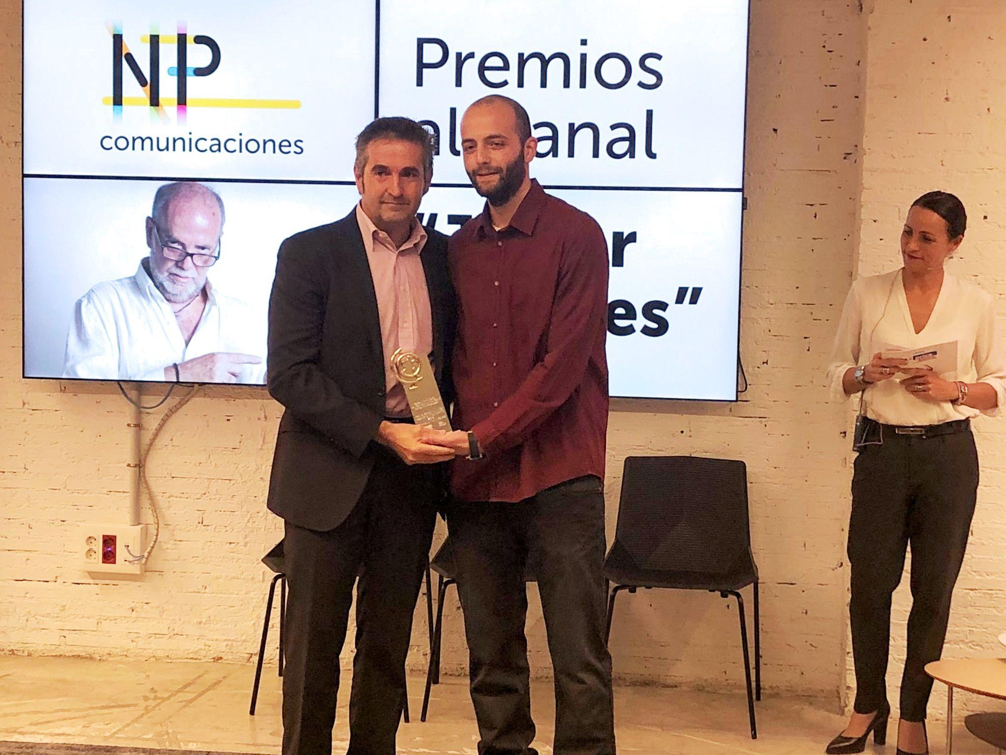 Cambium Networks premiada por el proyecto de innovación TIC más disruptivo 2019
