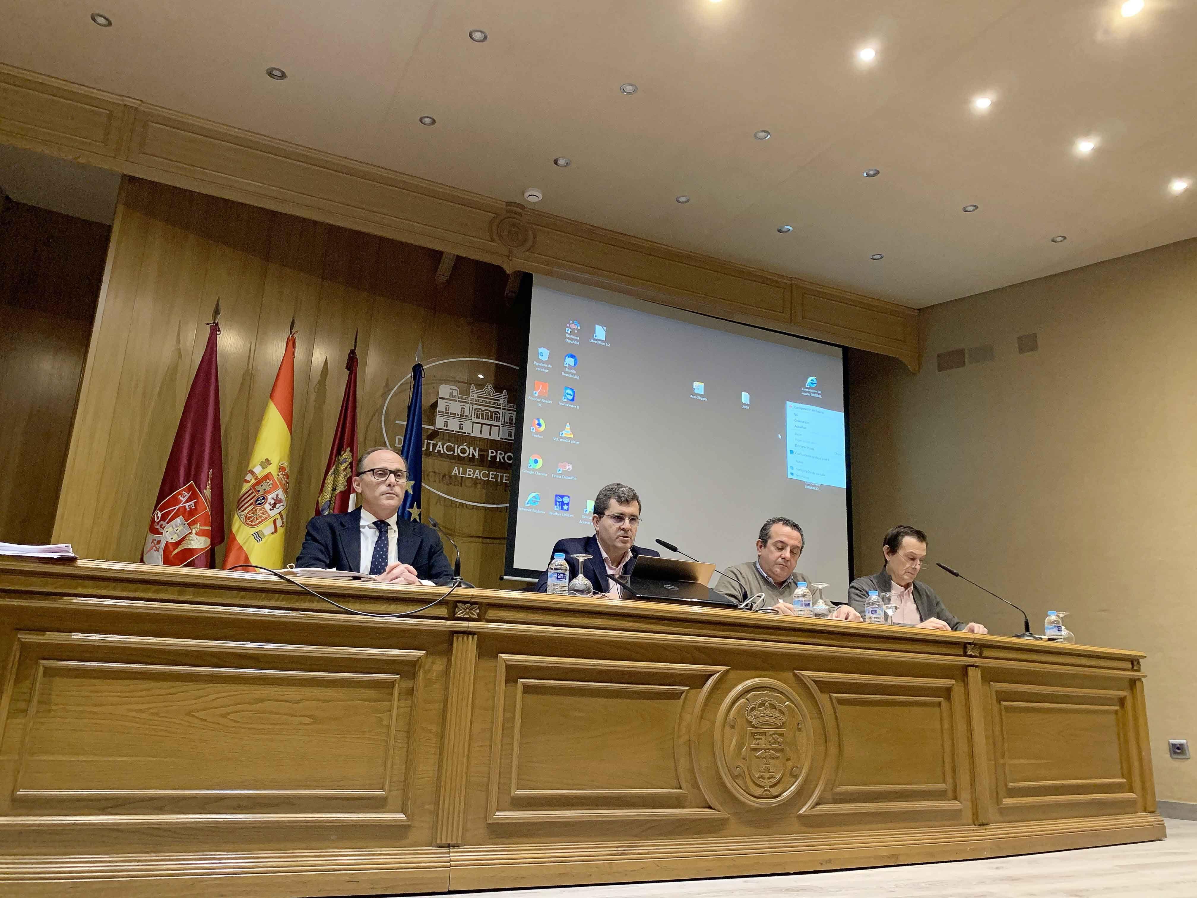 COSITAL Castilla-La Mancha celebró su Asamblea General Ordinaria