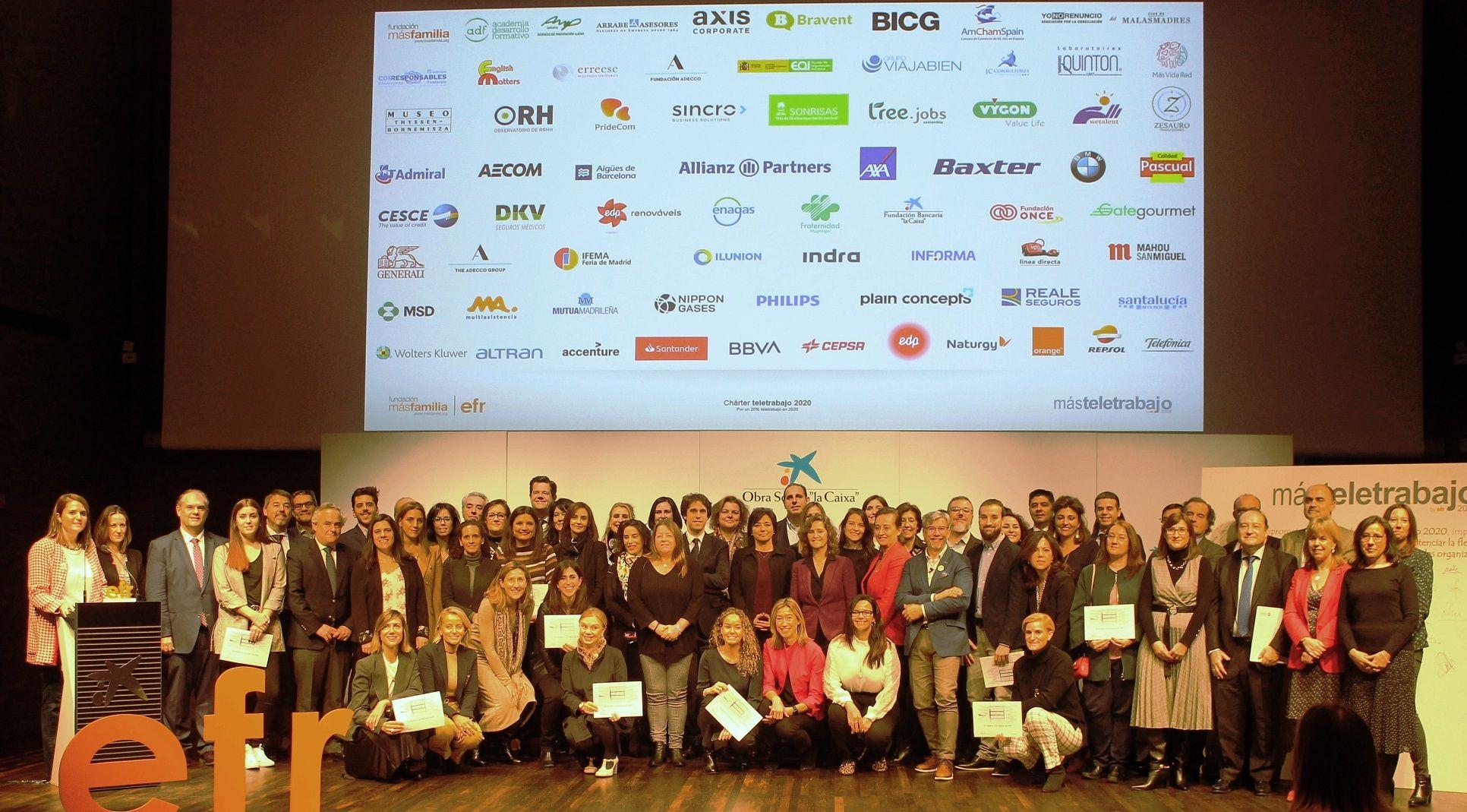 Adecco y su Fundación se adhieren al Chárter de Teletrabajo y Flexibilidad