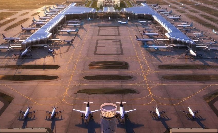 AIFA: el aeropuerto con la pista más larga del país