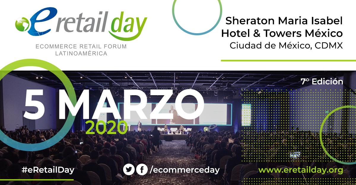 Llega una nueva edición del eRetail Day, el evento más importante del eCommerce