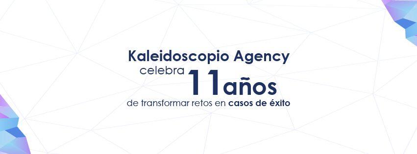 Agencia de comunicación 100% mexicana cumple 11 años de presentar estrategias caleidoscópicas