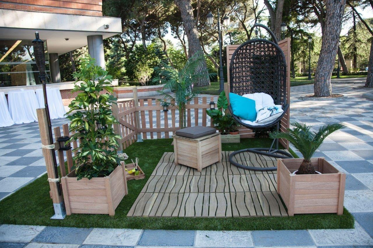Fundación COPADE realiza un nuevo envío de productos de jardín certificados para Leroy Merlin España