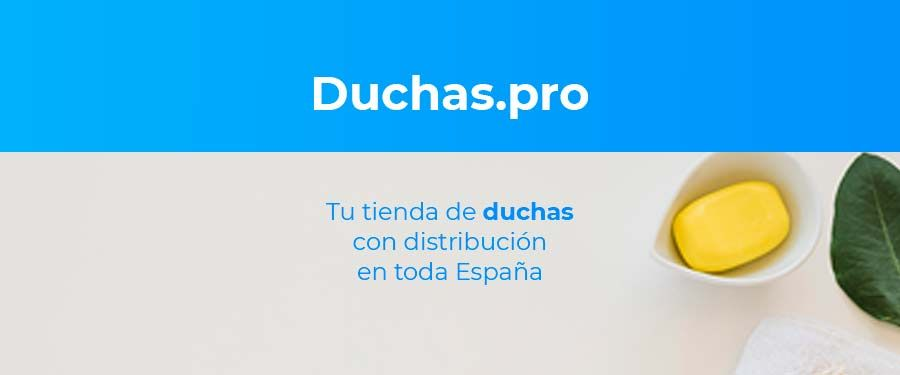 Cortinas de ducha o mamparas según Duchas.pro