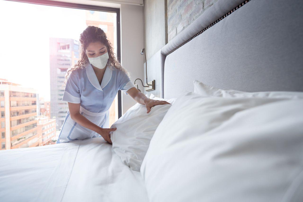 Los hoteles deberían tomar medidas higiénicas especiales para una reapertura segura, según Limpieza Pulido