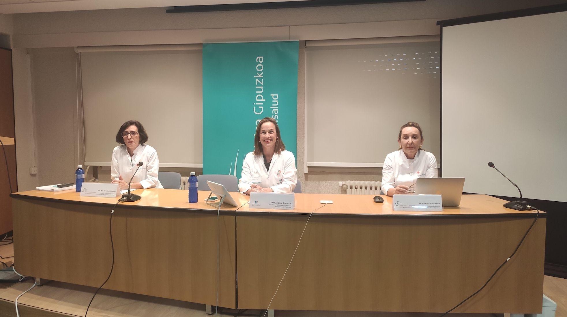 Aumenta la demanda de trasplantes capilares en Policlínica Gipuzkoa