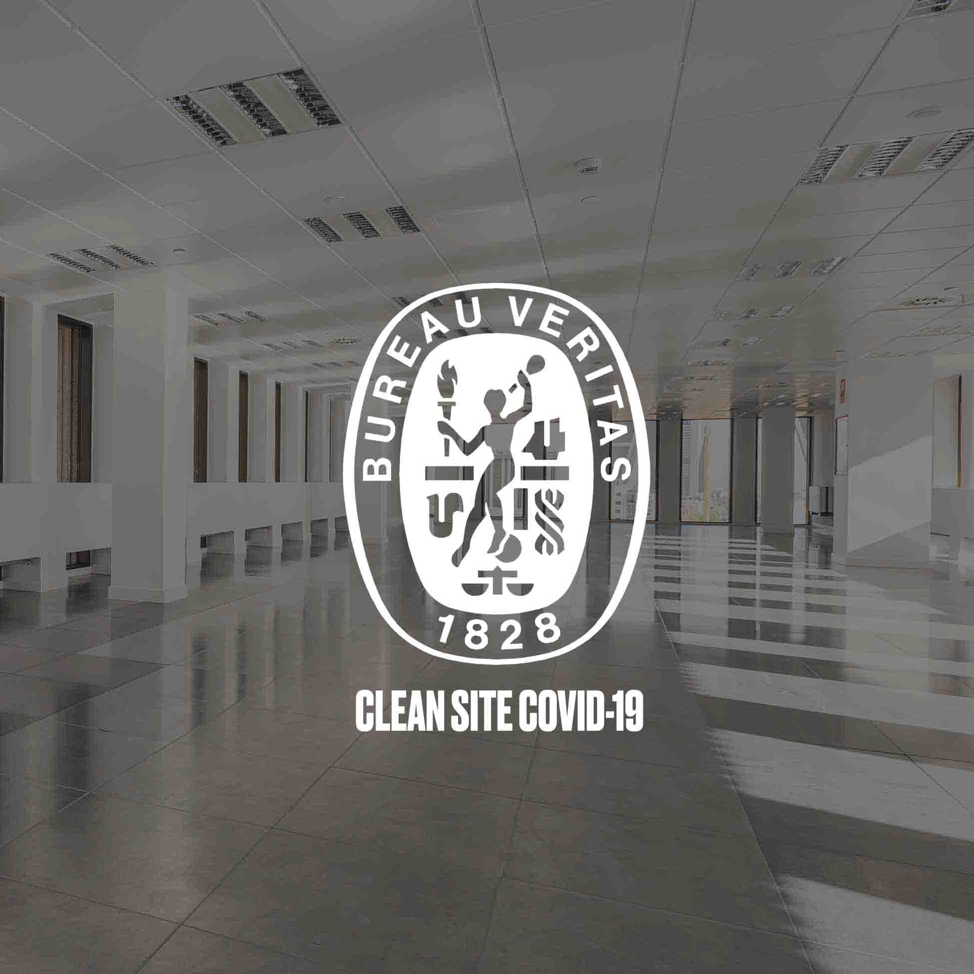 Edificio Cuzco IV obtiene la certificación Clean Site de Bureau Veritas por sus medidas anti-COVID-19