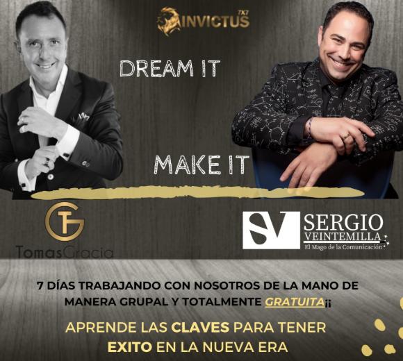 Gran éxito internacional del 'training' para emprendedores de Tomás Gracia y Sergio Veintemilla