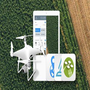 Mercado de software de drones comerciales - Impacto actual para hacer grandes cambios Kespry, Halcón de Precisión, ESRI