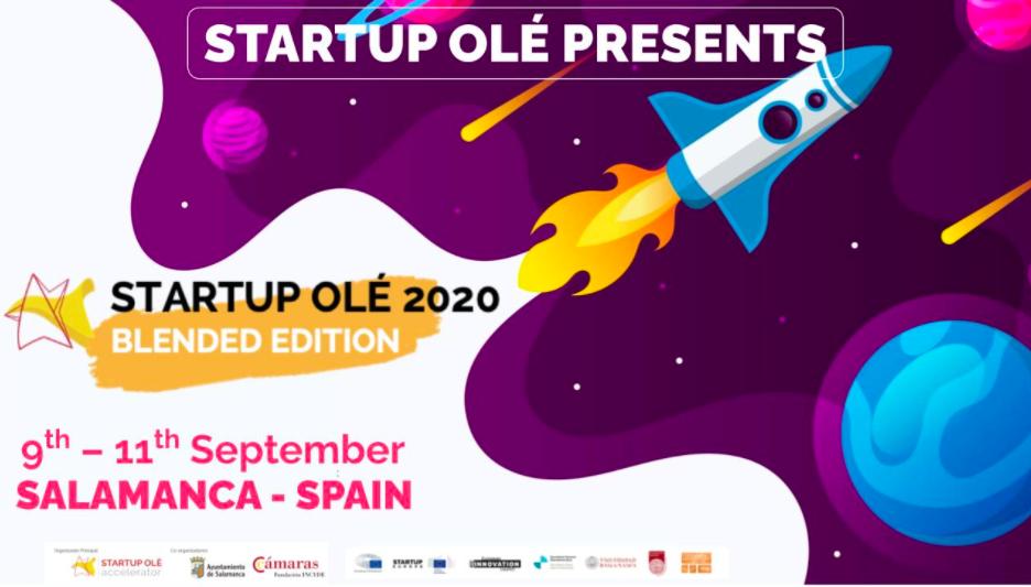 Alcobendas apuesta por el emprendimiento y la movilidad en Startup Olé 2020