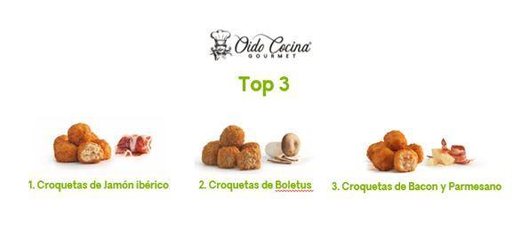 Oído Cocina Gourmet ha realizado un análisis del consumo de croquetas en la Comunidad de Madrid