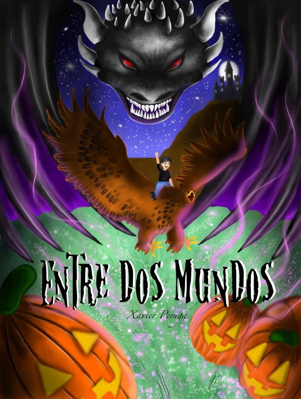 Xavier Peruga sumerge al lector entre la fantasía y la realidad con su novela 'Entre Dos Mundos'