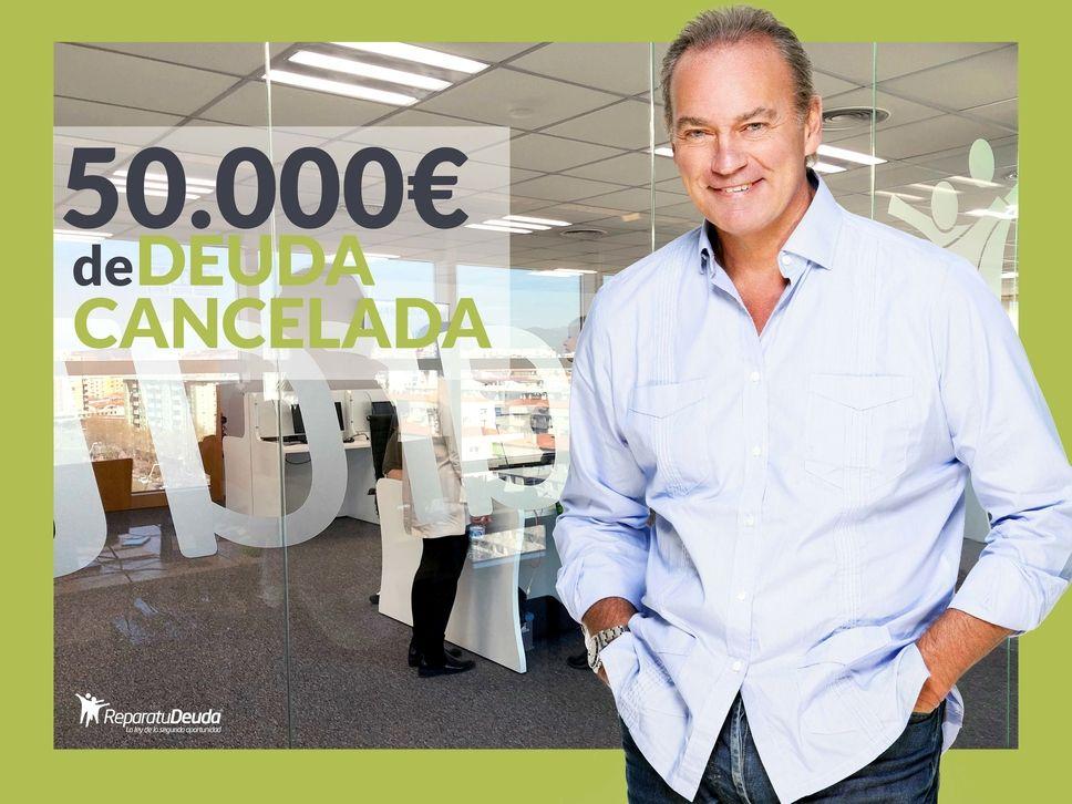 Repara tu Deuda Abogados cancela en Sabadell (Barcelona) 50.000 € mediante la Ley de Segunda Oportunidad