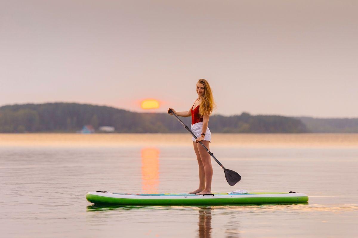 Las ventajas del Paddle Surf disparan su práctica en 2020, por Paddlesurf.cat