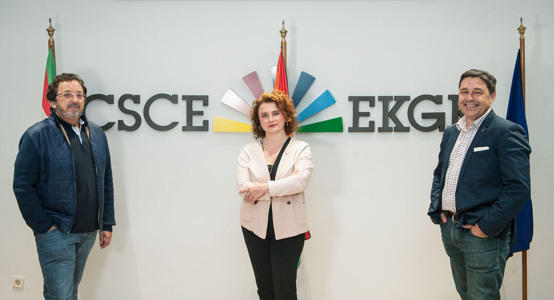 Las cooperativas vascas conmemoran este sábado el Día Internacional del Cooperativismo
