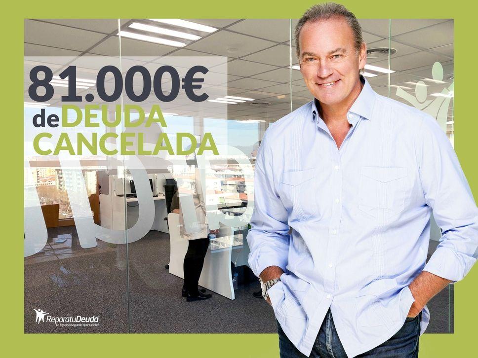 Repara tu deuda Abogados cancela 81.000 € en Mataró (Barcelona) mediante la Ley de Segunda Oportunidad