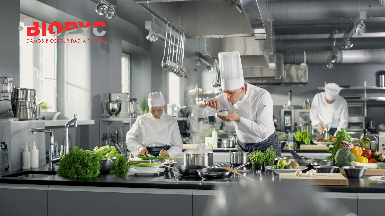 Biopyc realiza análisis APPCC a empresas para garantizar la seguridad alimentaria