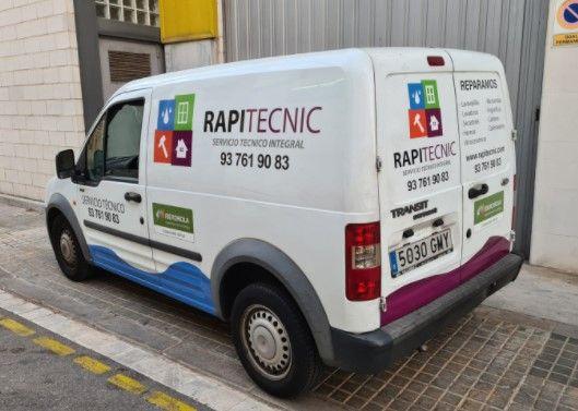 Rapitecnic expande sus servicios a nivel de España