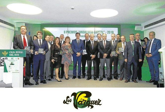 CEDEC mantiene su colaboración con Quesos Los Vazquez, galardonada con el premio Andalucía Capital 2019
