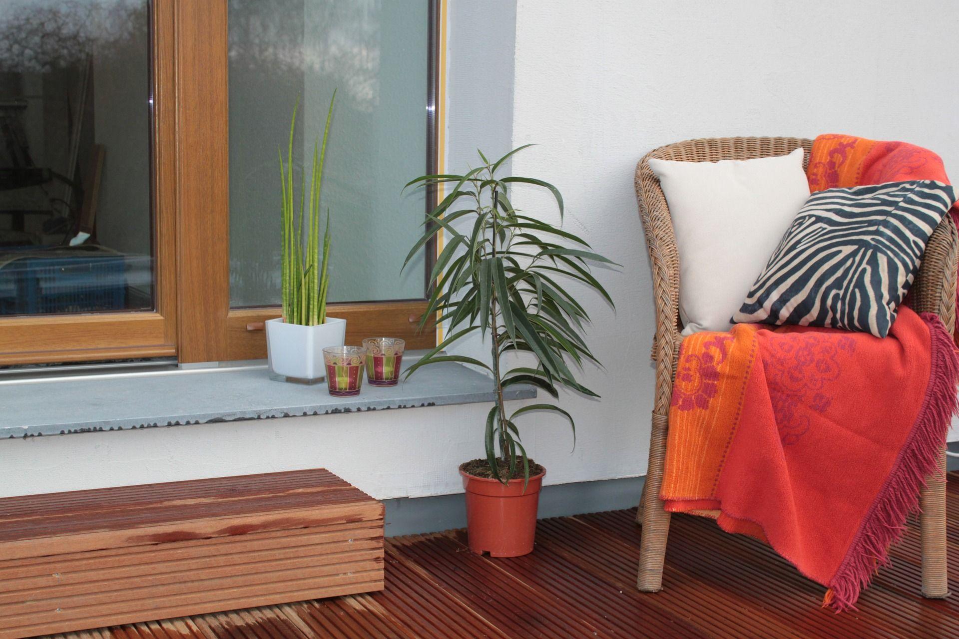 Los balcones son los protagonistas del año 2020, según Muebles Industria