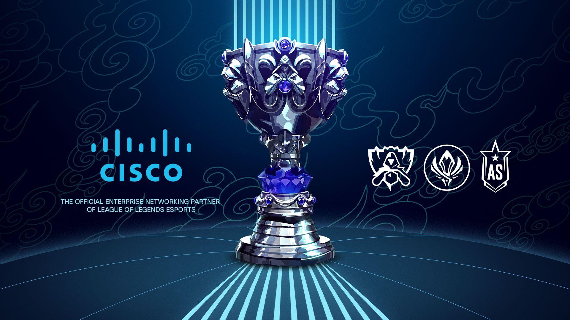 Riot Games se asocia con Cisco para impulsar LOL Esports
