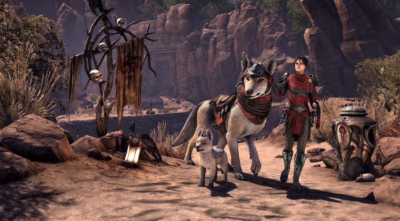 The Elder Scrolls Online permite a los jugadores unirse a la aventura desde cualquier nivel