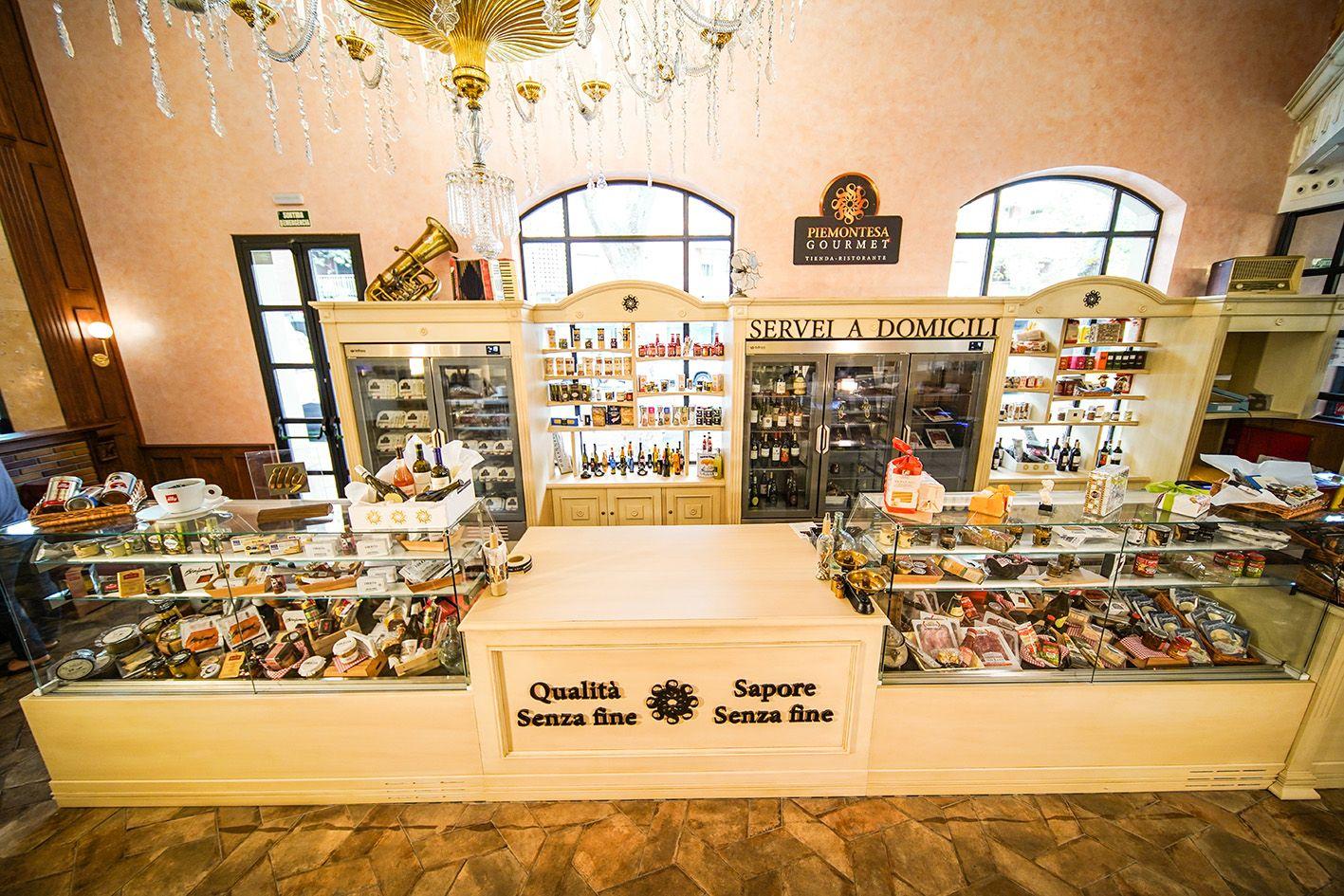 La Piemontesa implanta en Reus el primer ristorante-tienda de la cadena