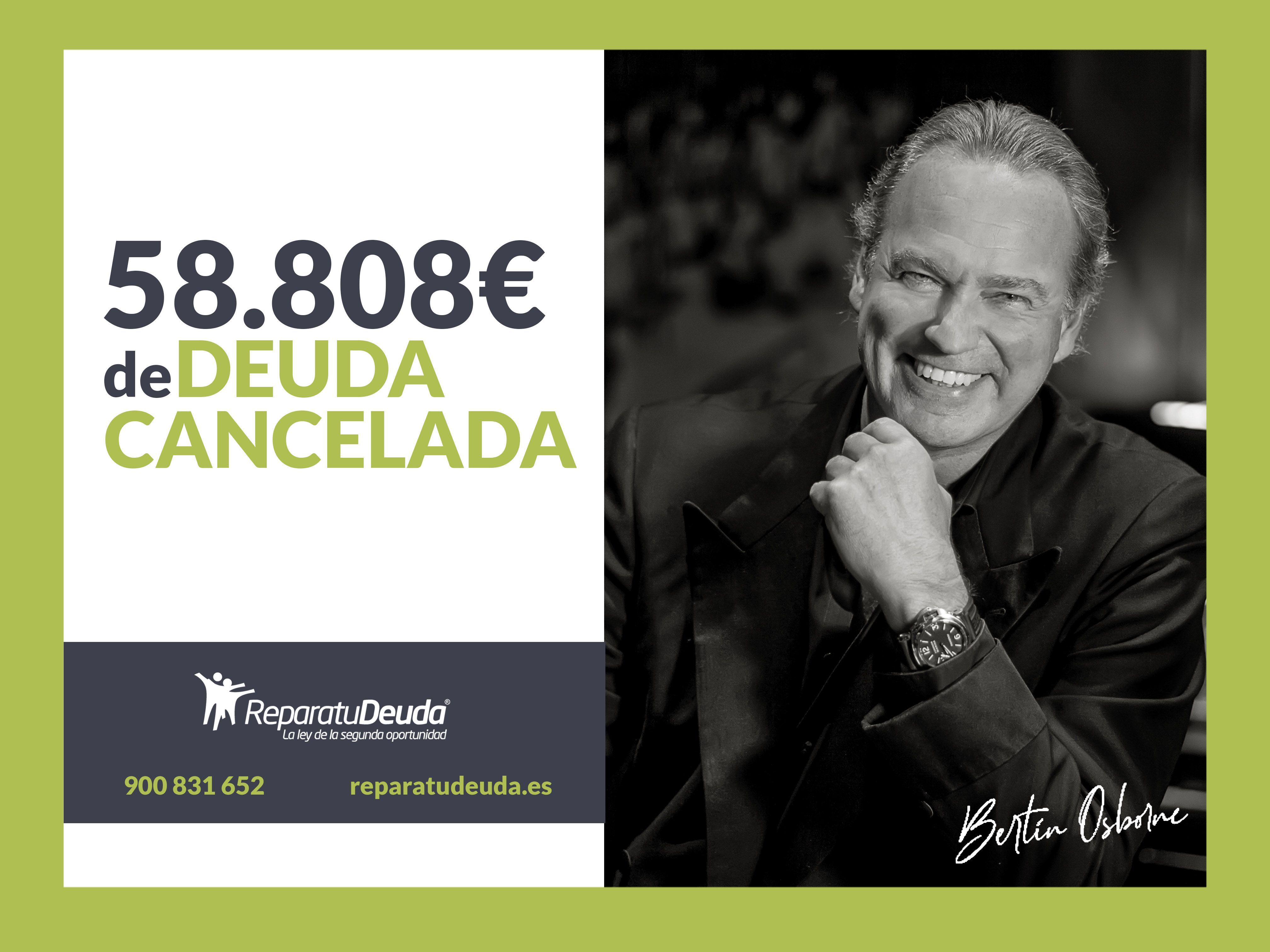 Repara tu Deuda Abogados cancela 58.808 € con 12 bancos a un vecino de Granollers (Barcelona)