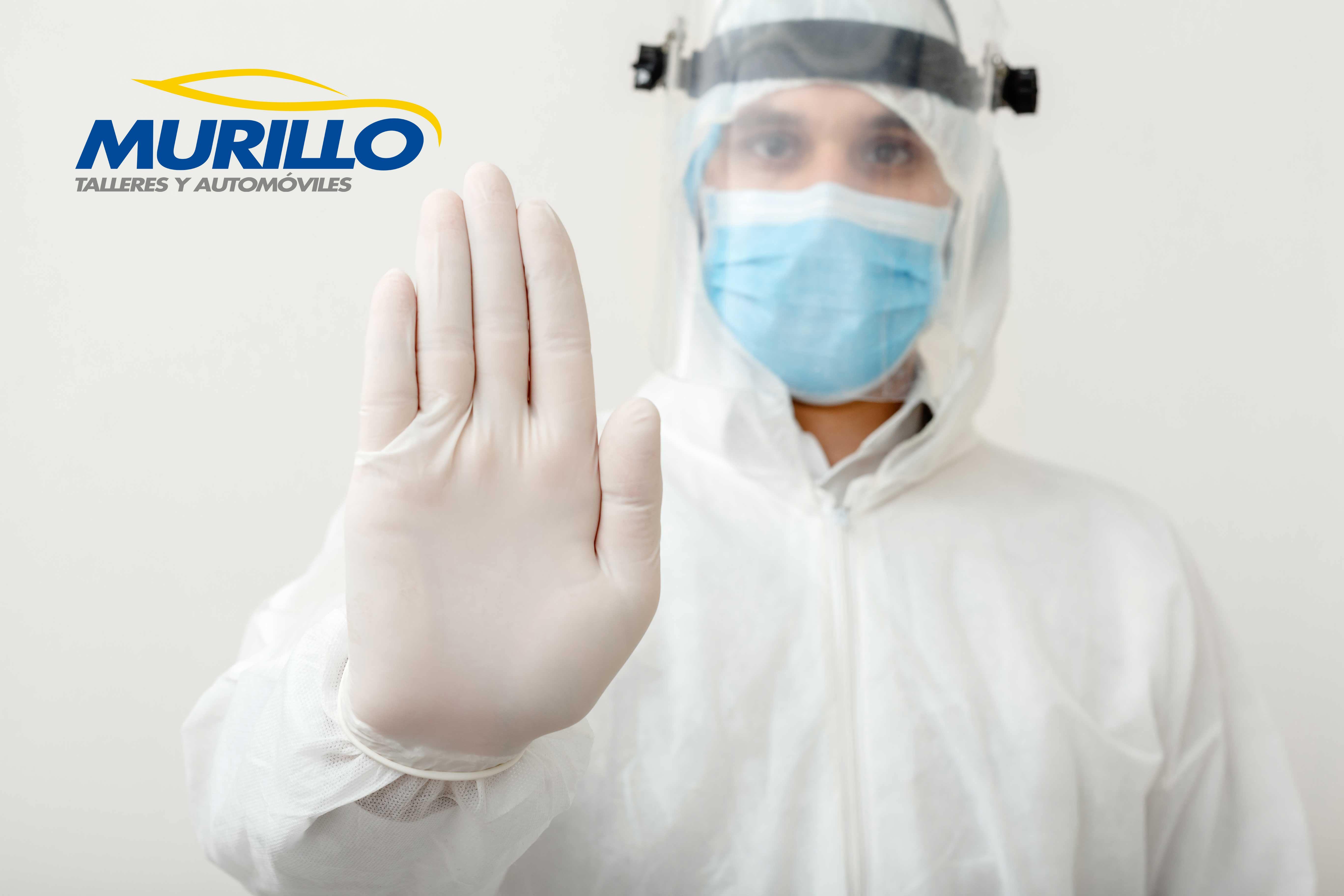 Talleres Murillo ha obtenido el sello StopCoronavirus que certifica el comercio seguro en Monzón