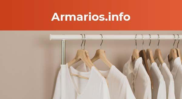 Cómo organizar las maletas dentro del armario según Armarios.info