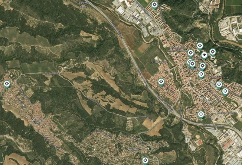 Esparreguera ofrece WiFi gratis a sus vecinos gracias al programa WiFi4EU
